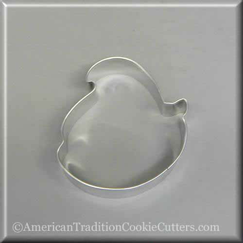 "3"" Easter Baby Chick Metal Cookie Cutter-americantraditioncookiecutters"