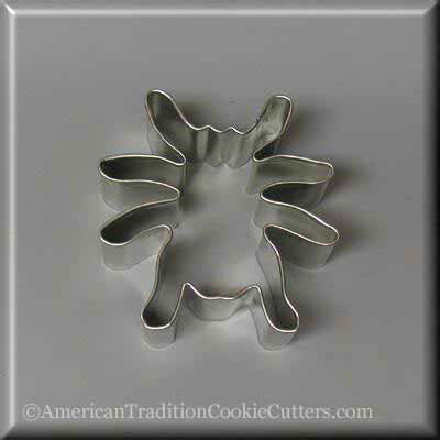 "2.5"" Spider Metal Cookie Cutter"