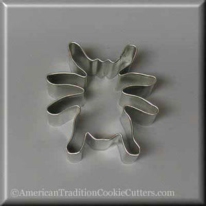"2.5"" Spider Metal Cookie Cutter - American Tradition Cookie Cutters"