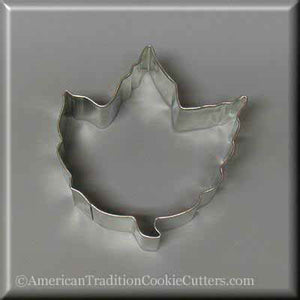 "3.25"" Elm Leaf Metal Cookie Cutter - American Tradition Cookie Cutters"