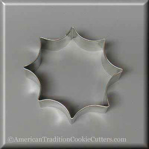"3"" Spider Web Metal Cookie Cutter - American Tradition Cookie Cutters"
