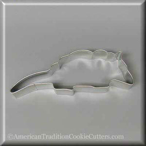 "5"" Armadillo Metal Cookie Cutter"