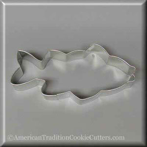 "5"" Fish Metal Cookie Cutter-americantraditioncookiecutters"