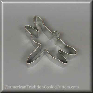 "3.5"" Dragonfly Metal Cookie Cutter - American Tradition Cookie Cutters"