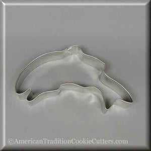 "5"" Salmon Metal Cookie Cutter-americantraditioncookiecutters"