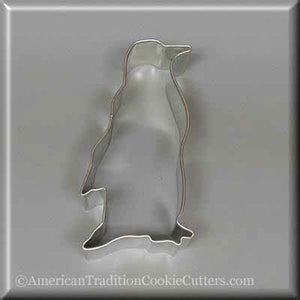 "3.25 ""Penguin Metal Cookie Cutter - American Tradition Cookie Cutters"