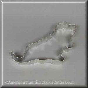 "5"" Basset Hound Metal Cookie Cutter-americantraditioncookiecutters"