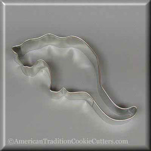 "5.5"" Cat Metal Cookie Cutter-americantraditioncookiecutters"