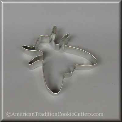 "4"" Moth or Fly Metal Cookie Cutter-americantraditioncookiecutters"