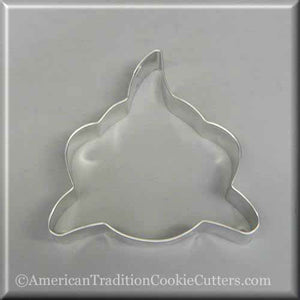 "4 ""Shark Metal Cookie Cutter-američkiantraditioncookiecutters"