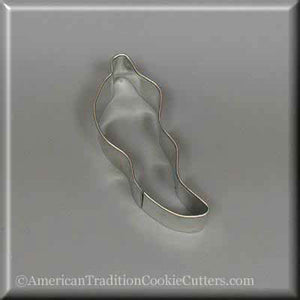 "3"" Chili Pepper Metal Cookie Cutter - American Tradition Cookie Cutters"
