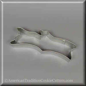 "5"" Camping Log Stick Metal Cookie Cutter-americantraditioncookiecutters"