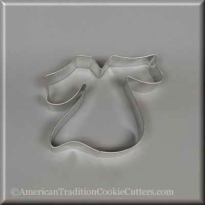 "4.5"" Graduation Gown Metal Cookie Cutter"