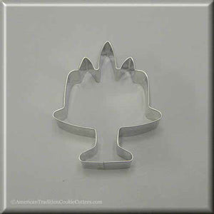 "4"" Unicorn Cake Stand Metal Cookie Cutter-americantraditioncookiecutters"