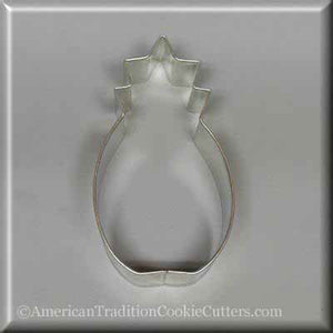 "4"" Pineapple Metal Cookie Cutter-americantraditioncookiecutters"
