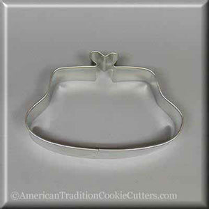 "4"" Purse Metal Cookie Cutter-americantraditioncookiecutters"