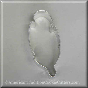 "4"" Feather Metal Cookie Cutter-americantraditioncookiecutters"