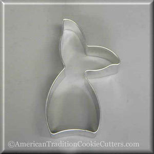 "4"" Mermaid Fish Tail Metal Cookie Cutter"