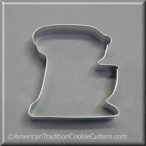 "4.75"" Stand Mixer Metal Cookie Cutter-americantraditioncookiecutters"