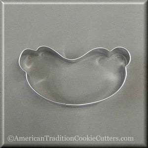 "4.25"" Hot Dog  Metal Cookie Cutter"