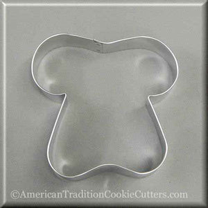 "4.75"" Toast Metal Cookie Cutter"