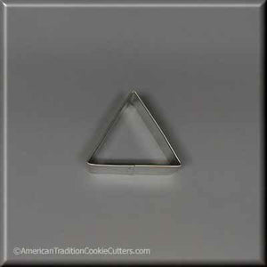 "2"" Triangle Biscuit Metal Cookie Cutter"