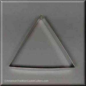 "4.5"" Triangle Biscuit Metal Cookie Cutter"