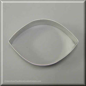 "5.5"" Eye Metal Cookie Cutter-americantraditioncookiecutters"