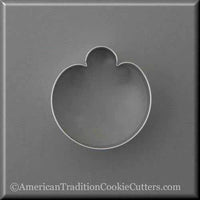 "3.25"" Ladybug Metal Cookie Cutter - American Tradition Cookie Cutters"