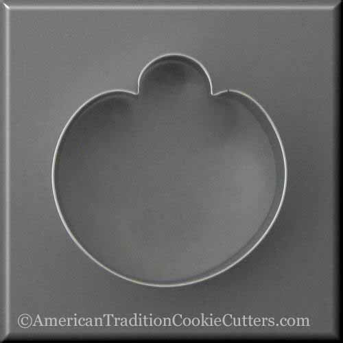 "4.25 ""Ladybug Metal Cookie Cutter-americantraditioncookiecutters"