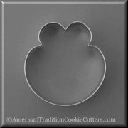 "4.25"" Frog Metal Cookie Cutter"