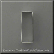"3.5"" Cookie Stick Metal Cookie Cutter - American Tradition Cookie Cutters"