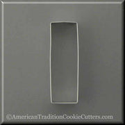 "4"" Cookie Stick Metal Cookie Cutter"