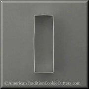 "4.5"" Cookie Stick Metal Cookie Cutter-americantraditioncookiecutters"