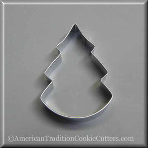 "3.75"" Christmas Tree Metal Cookie Cutter - American Tradition Cookie Cutters"