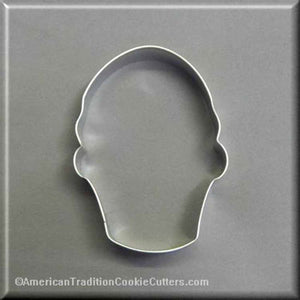 "4.5"" Easter Basket Metal Cookie Cutter-americantraditioncookiecutters"