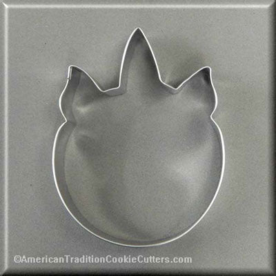 "4.5"" Unicorn Head Metal Cookie Cutter-americantraditioncookiecutters"