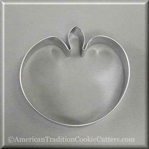 "4"" Pumpkin Metal Cookie Cutter-americantraditioncookiecutters"