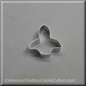 "2"" Easter Basket Metal Cookie Cutter - American Tradition Cookie Cutters"