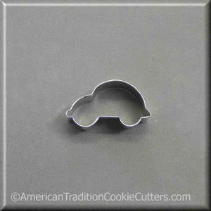 "2"" Mini Compact Car Metal Cookie Cutter"