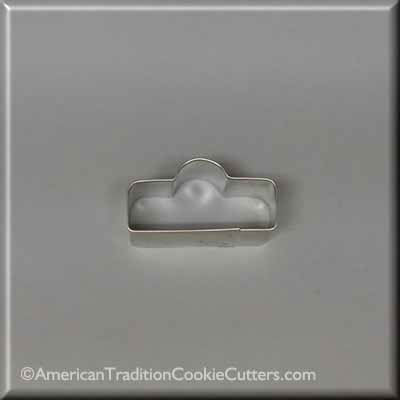 "2.25"" Mini Street Sign Metal Cookie Cutter - American Tradition Cookie Cutters"