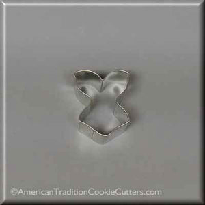 "2"" Mini Corset or Bathing Suit Metal Cookie Cutter - American Tradition Cookie Cutters"