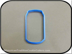 "4"" Soda Pop Can 3D Printed Plastic Cookie Cutter-americantraditioncookiecutters"