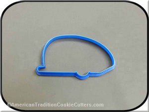 "4.5"" RV Camper 3D Printed Plastic Cookie Cutter-americantraditioncookiecutters"