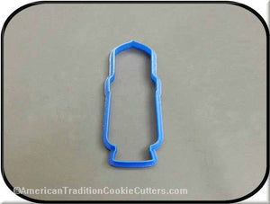 "4"" Lantern 3D Printed Plastic Cookie Cutter-americantraditioncookiecutters"