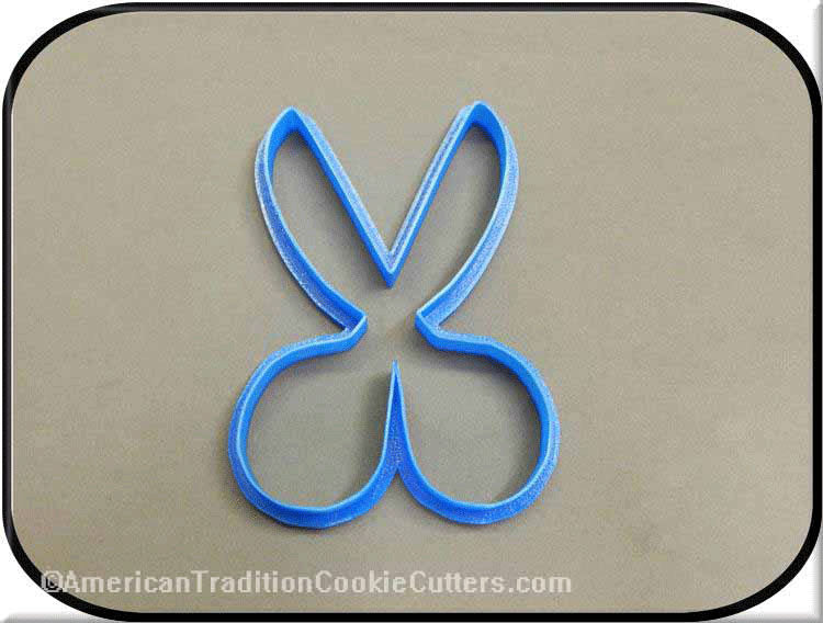 "4.75"" Scissors 3D Printed Plastic Cookie Cutter"
