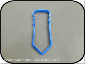 "4.5"" Pencil 3D Printed Plastic Cookie Cutter"