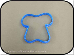 "4.75"" Toast 3D Printed Plastic Cookie Cutter"