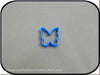 "1.75"" Butterfly 3D Printed Plastic Cookie Cutter"