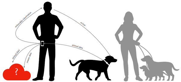 pet tracker device privacy concerns for owner